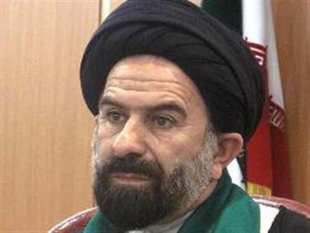 تقدیر و تشکر حجت الاسلام و المسلمین حاج آقا بزرگواری به جهت حضور مردم در مراسم برادرشان