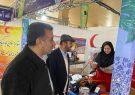 حضور شهردار اسبق یاسوج در نمایشگاه هفته پژوهش+گزارش تصویری