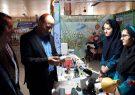 در حاشیه بازدید از نمایشگاه هفته پژوهش/تحسین مدیر عامل جمعیت هلال احمر کهگیلویه وبویراحمد از مخترع نوجوان هم استانی +تصاویر