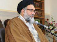 پیام تشکر و توصیه ی آیت الله حسینی نماینده ولی فقیه در استان از مدافعان سلامت مردم
